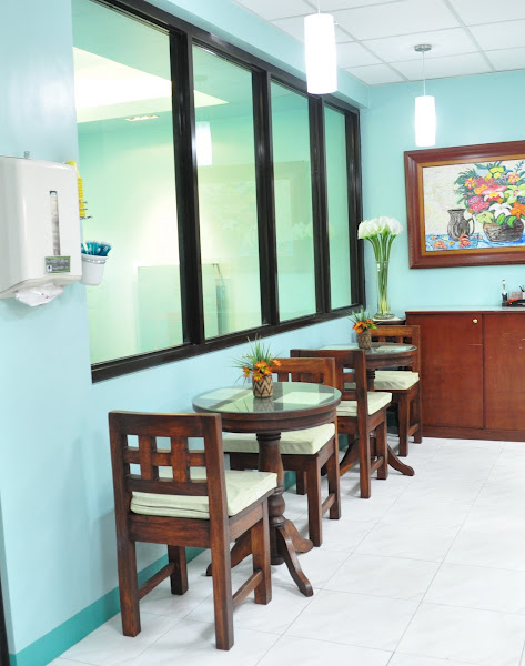 Calamba Clinic Consultation Area