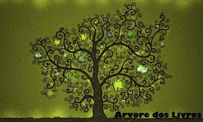 Árvore dos Livros