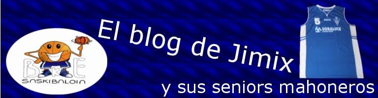 El blog de Jimix y sus seniors mahoneros