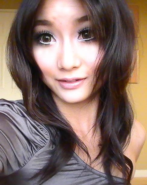 inspired makeup tutorial. kim kardashian makeup tutorial