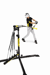 New for 2010! Derek Jeter CAT 4 HURRICANE HITTING MACHINE by SKLZ!