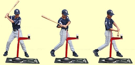 basic baseball hitting instructions