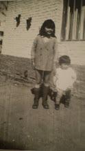 Esa soy yo cuando era chiquita...