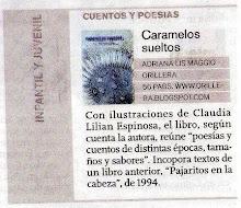 """Caramelos sueltos"", en Ñ de Clarin"