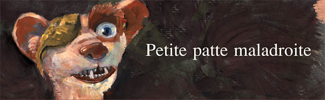 petite patte maladroite