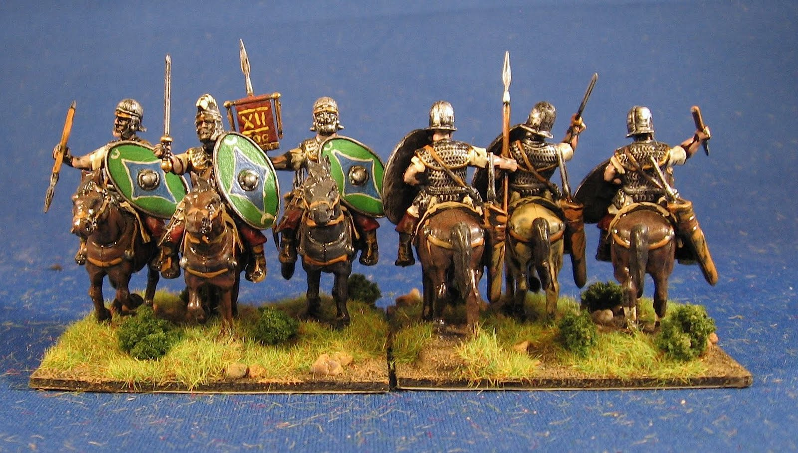bob u0026 39 s miniature wargaming blog  28mm roman horse