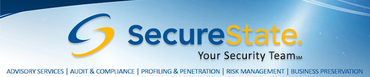 SecureState Information Security Blog