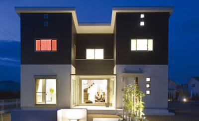 บ้าน สไตล์โมเดอริ์น ของญี่ปุ่น2