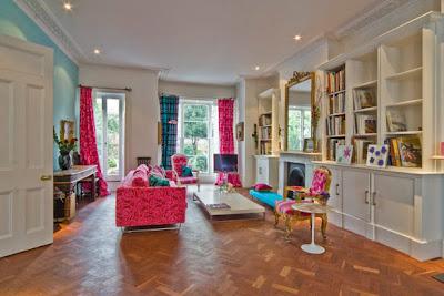 ตกแต่งภายใน บ้านสวย colourfull