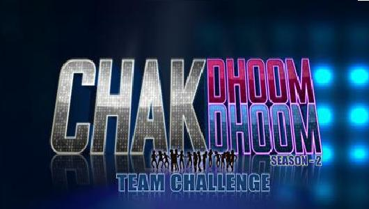 (15 Jan) Chak Dhoom Dhoom [Team Challenge] (Season 2)