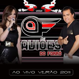 CD Aviões Do Forró   Ao Vivo Verão 2011