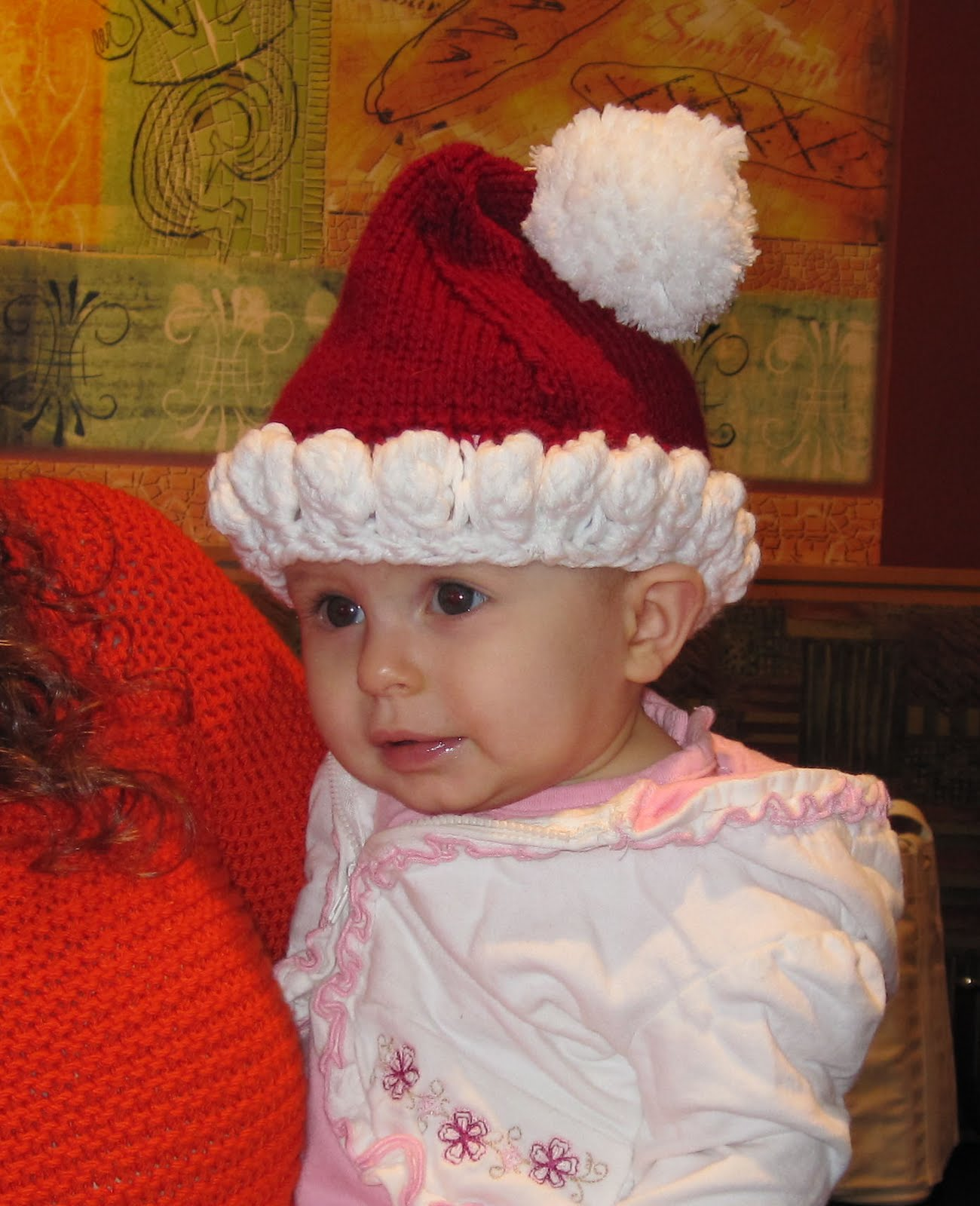 Santa Hat Crochet Pattern | Red Heart - Red Heart Yarn | Yarn