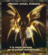 PREMIO ANGEL DORADO