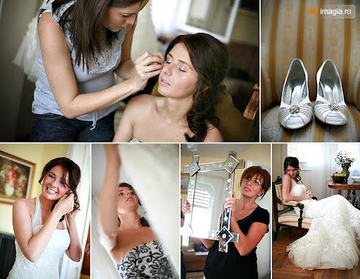 sorana - pregatiri de nunta