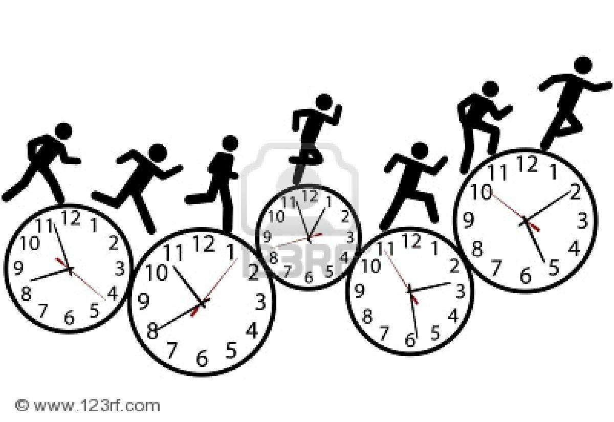 machine run time