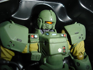 SOLD To DH Revoltech ARL 99 Helldiver B25