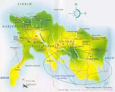 Siliguri Map