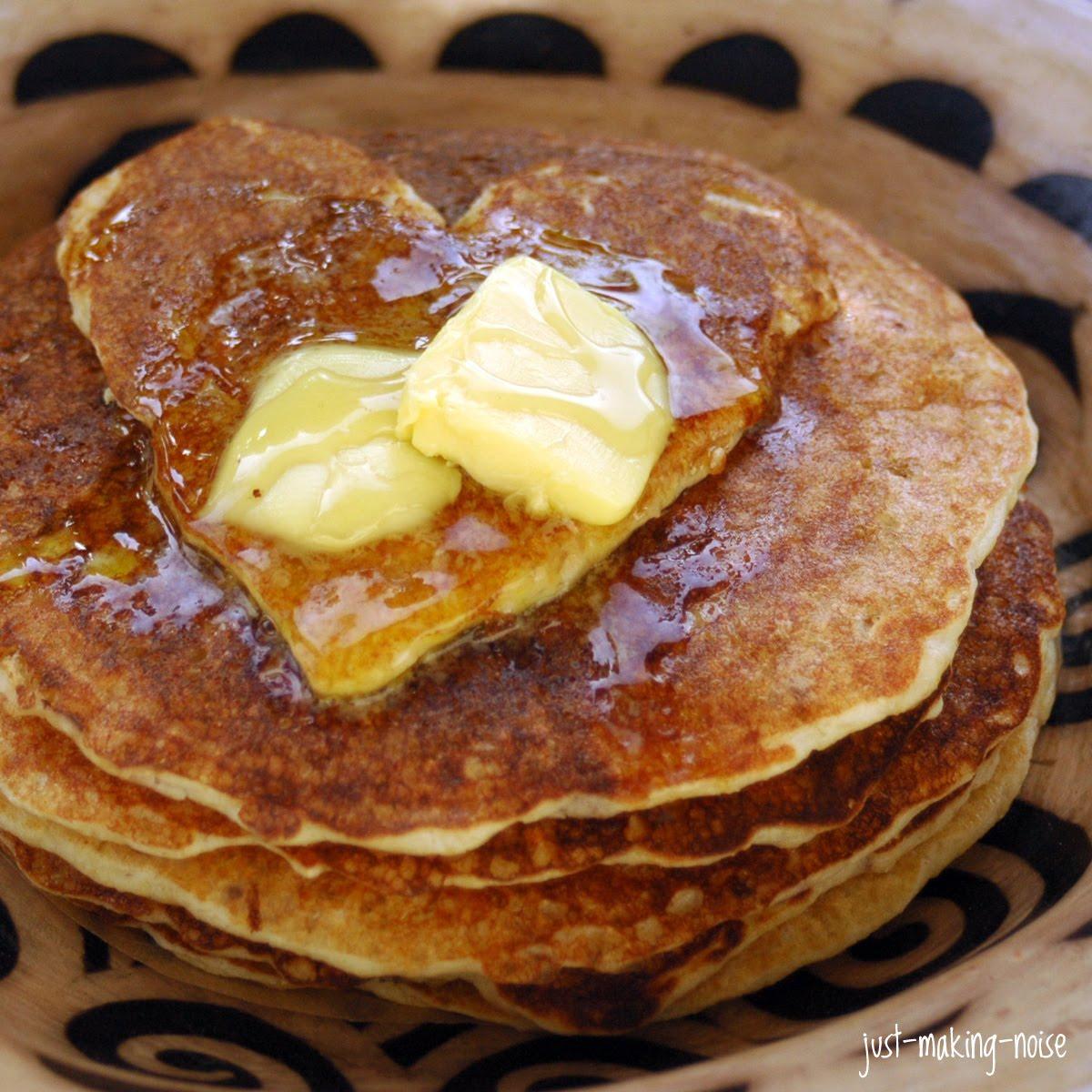 Daddio's Oatmeal Cinnamon Raisin Buttermilk Pancakes
