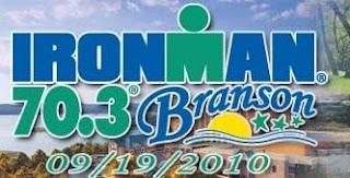 Ironman 70.3 Inaugural Race Logo