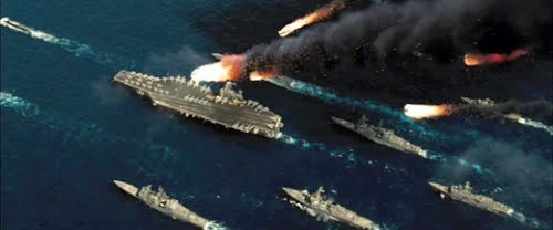 U.S.: we will use nuclear weapons if the aircraft carriers are attacked by Dongfeng missiles