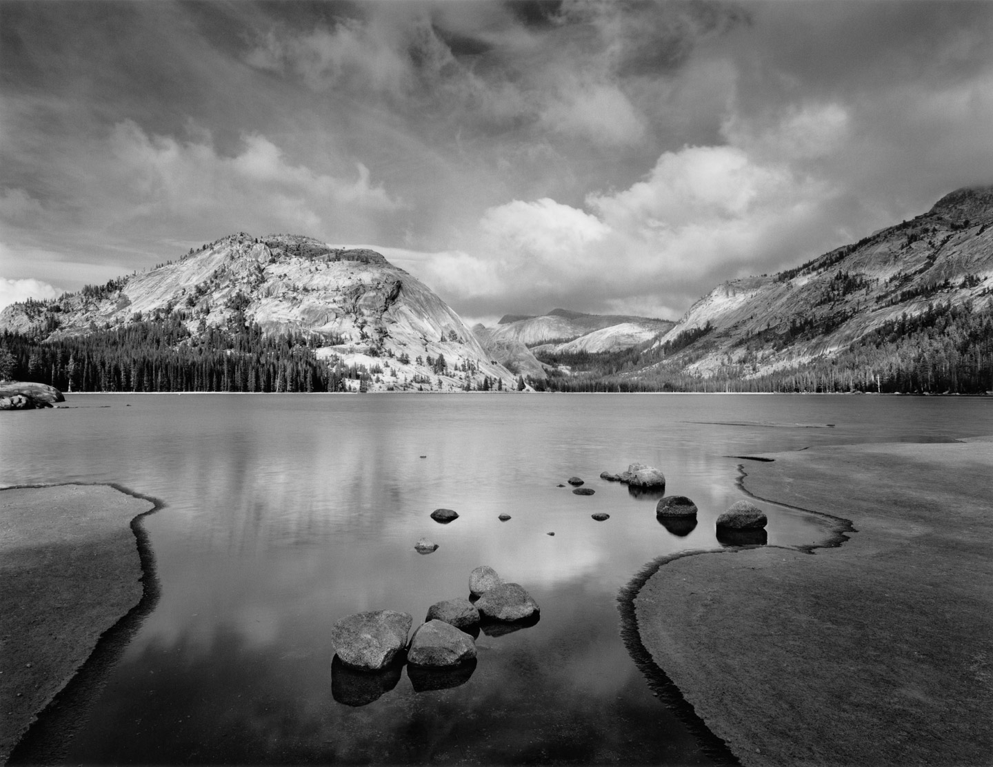 ansel adams 3 Original footage documenting the creative life of ansel adams this 1958 documentary revealing adams' technical approach to photography.