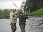 Spey casting/ Trout casting . Instruction
