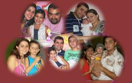Minha familia.