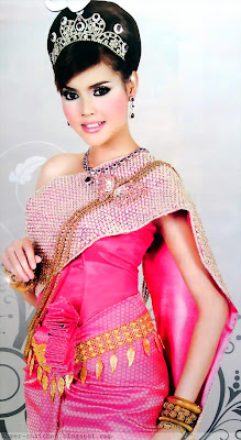 Aliza Khmer Custom Dress