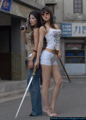 korean hot model hwang  mi hee