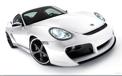 Porsche Cayman New Model