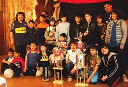 Premiación 2008