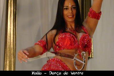 AULA DE DANÇA DO VENTRE - BAILARINA E PROFESSORA KALILA