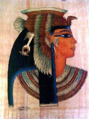 Cleopatra a Rainha do Egito