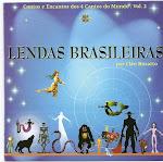 CD-ROM Lendas Brasileiras
