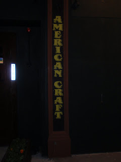 American Craft Sign