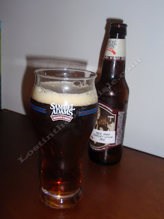 Samuel Adams Mile High Barley Wine