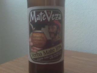Mendocino MateVeza Organic India Pale Ale