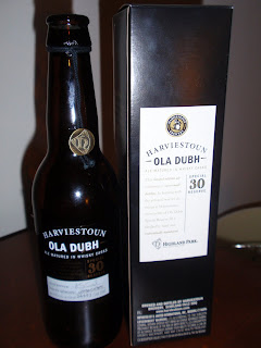 Ola Dubh Special 30 Reserve