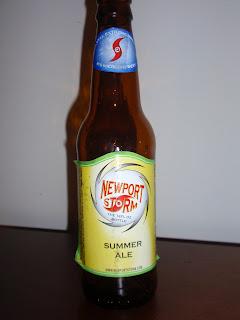 Newport Storm Summer Ale