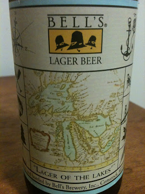 Bells Lager of the Lakes