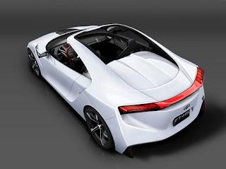Toyota Supra white