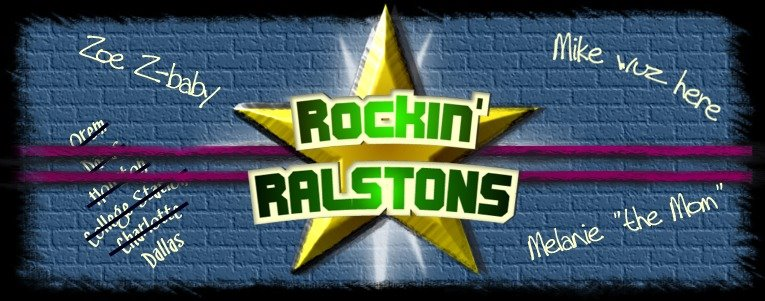 Rockin' Ralstons