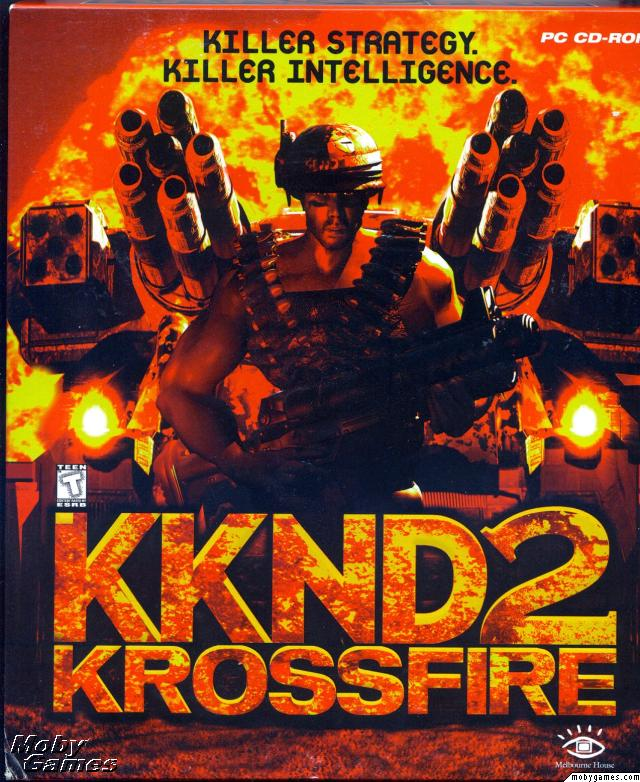 Juegos RTS de Estrategia en 2D KKND+2+Krossfire