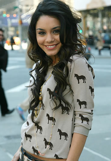 Style Journal: Vanessa Hudgens