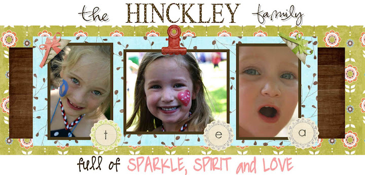 The Hinckley Family