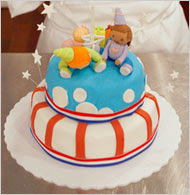 Angel Birthday Cakes Images