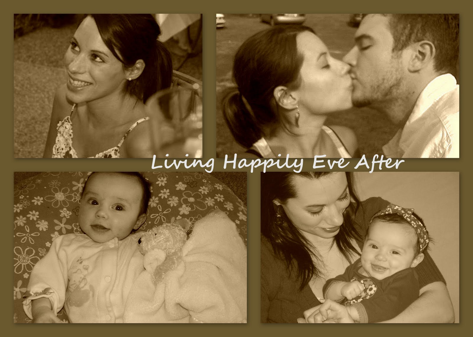 Living Happily EVE After