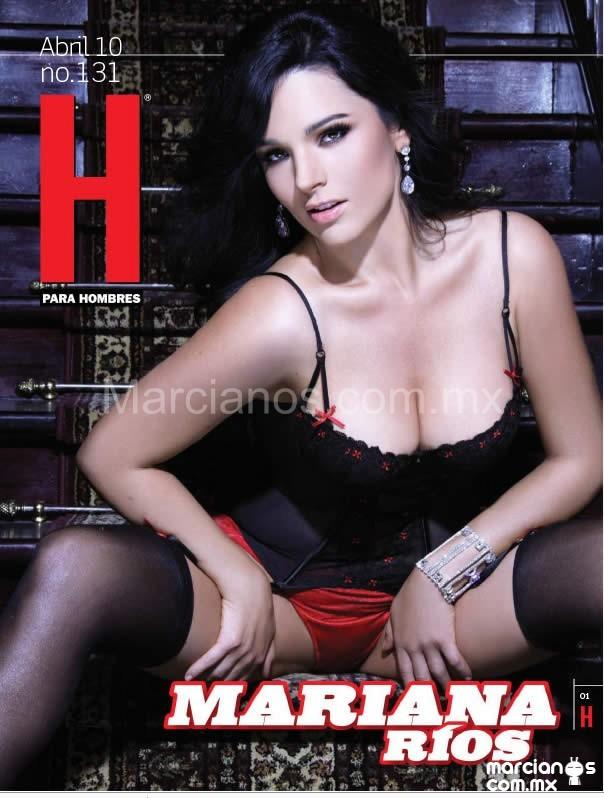 Mariana Rios - Revista H