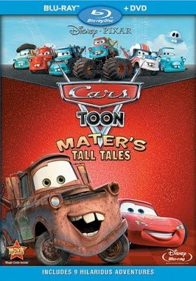 Cars Toon Mater S Tall Tales Dvd