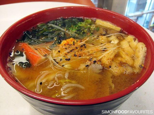 Simon Food Favourites: Tomodachi: Japanese, Chifley Plaza, Sydney (21 ...